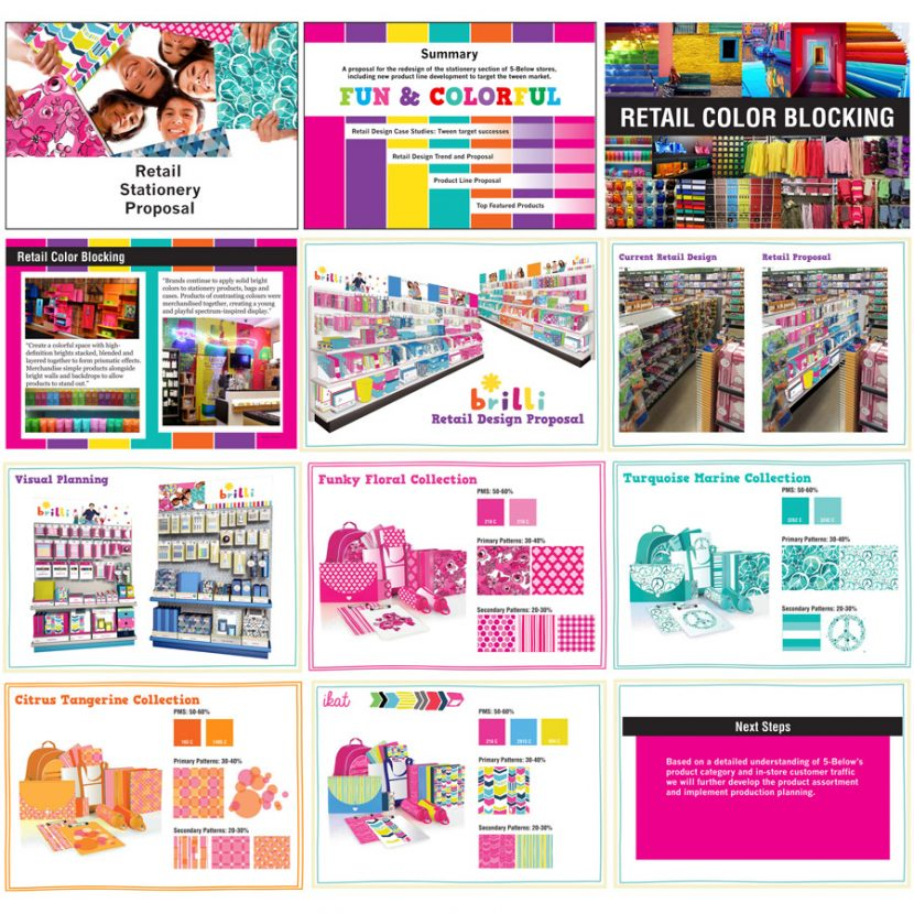 Retail Stationery Proposal Presentation