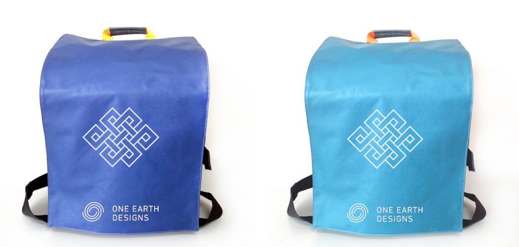 One Earth Designs Water Carrier Prototypes