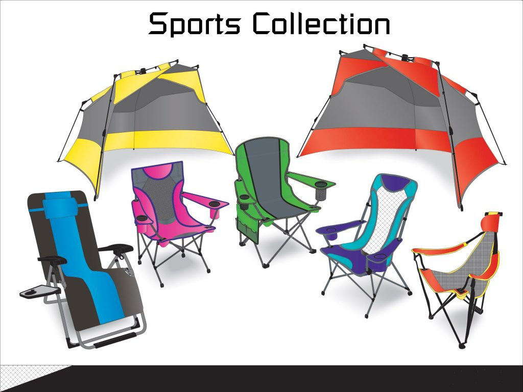 Trend Research Sports Chairs Collection
